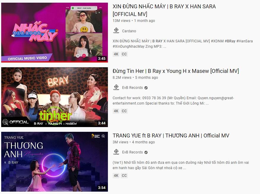 B Ray chuẩn bị tung MV mới sau sự cố hack Youtube để livestream tiền ảo: Định dằn mặt hacker hay gì? - Ảnh 3.