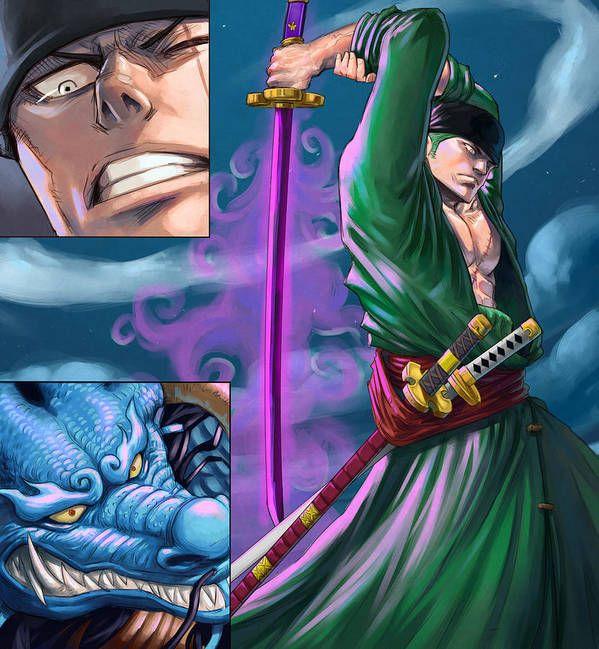 Roronoa Zoro và 50 sắc thái trong One Piece, thánh đi lạc nhưng luôn ngầu trong mọi hoàn cảnh - Ảnh 1.