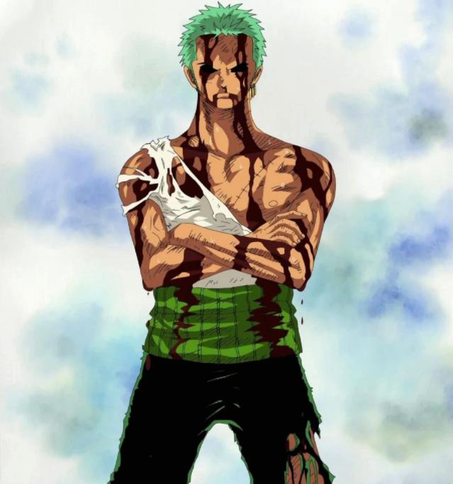 Roronoa Zoro và 50 sắc thái trong One Piece, thánh đi lạc nhưng luôn ngầu trong mọi hoàn cảnh - Ảnh 8.