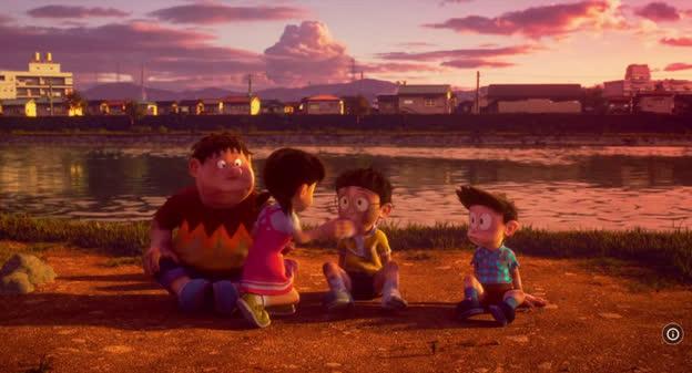 Thanh xuân ai cũng nên có một nhóm bạn như Doraemon: Gắn bó từ khi còn bé xíu tới khi trưởng thành! - Ảnh 3.
