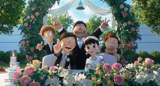 Thanh xuân ai cũng nên có một nhóm bạn như Doraemon: Gắn bó từ khi còn bé xíu tới khi trưởng thành! - Ảnh 6.