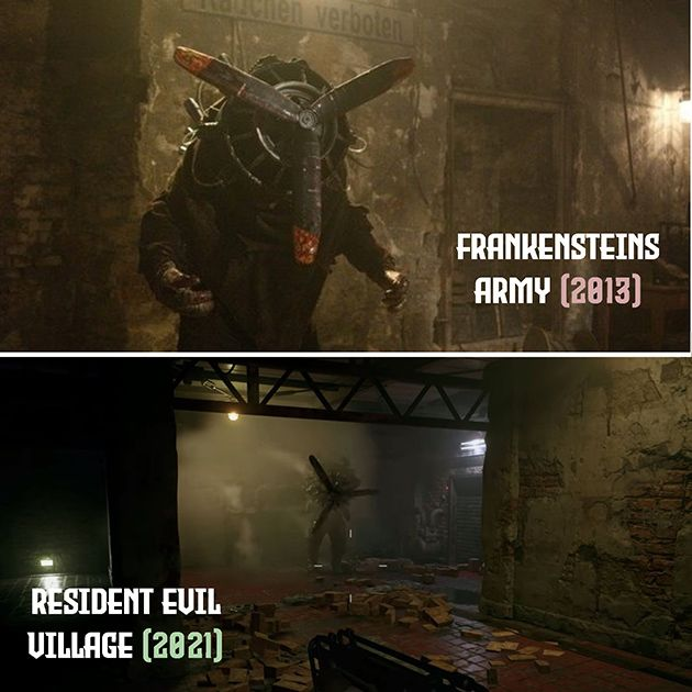 Nhà làm phim tố Capcom sử dụng trái phép thiết kế của mình trong Resident Evil Village - Ảnh 1.