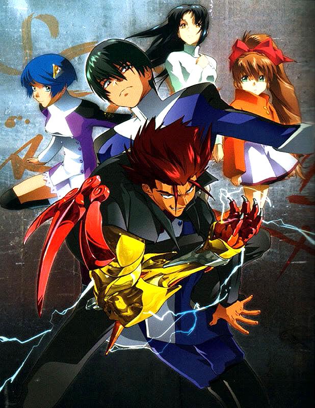 Top 7 anime chủ đề siêu anh hùng được yêu thích nhất do người hâm mộ bình chọn - Ảnh 4.
