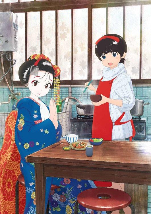 Cạo Râu Xong Tôi Nhặt Gái Về Nhà và 9 bộ anime hay ơi là hay đã ra mắt trong năm 2021 - Ảnh 5.