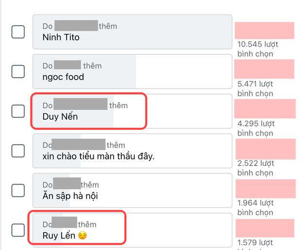 Sau loạt phát ngôn kỳ quặc về đồ ăn, Duy Nến (Hà Nội Phố) lọt danh sách các food reviewer phét rì viu do dân mạng bình chọn - Ảnh 2.
