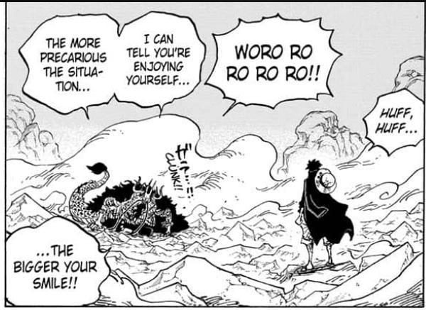Soi những chi tiết thú vị trong One Piece chap 1011: Big Mom tạo ra homie mới thổi bay cả hai Siêu Tân Tinh (P.1) - Ảnh 5.