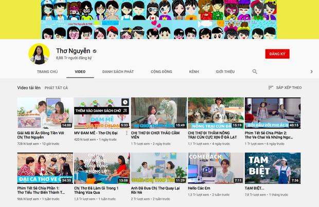 kênh YouTube Thơ Nguyễn vẫn tăng subscriber chóng mặt Photo-4-16199467979399057499