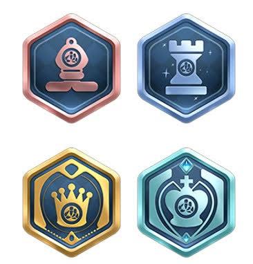 Auto Chess sắp ra mắt chế độ 4vs4, quy tắc Giới hạn Huyền thoại cùng cơ chế Huân chương thành tích - Ảnh 4.