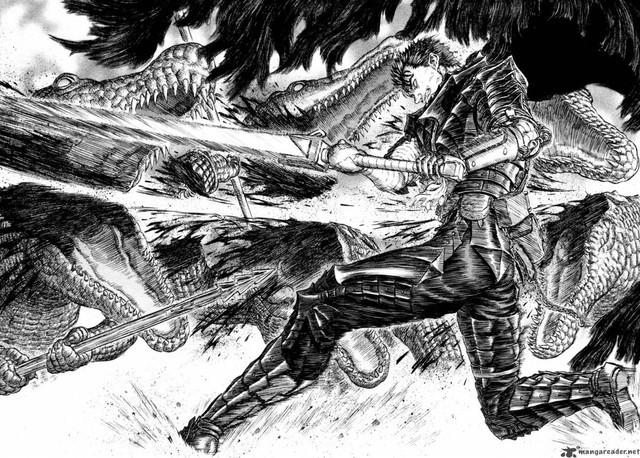 Cộng đồng mạng bàng hoàng khi nghe tin tác giả Kentaro Miura qua đời, tương lai nào cho manga huyền thoại Berserk - Ảnh 3.