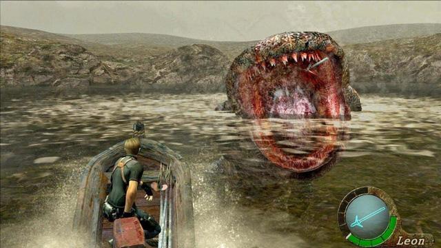 Những con trùm khổng lồ với ngoại hình kinh dị, khiến người chơi mất ngủ trong Resident Evil (P.2) - Ảnh 1.