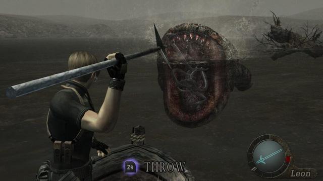 Những con trùm khổng lồ với ngoại hình kinh dị, khiến người chơi mất ngủ trong Resident Evil (P.2) - Ảnh 2.