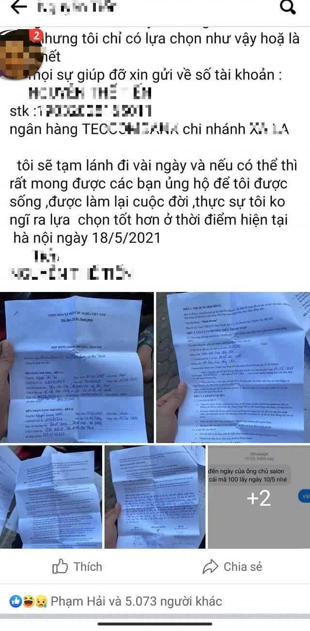 """CĐM choáng với thanh niên định tự vẫn vì """"bay"""" cả tỷ Đồng do forex, đăng STK ngân hàng xin """"donate"""" - Ảnh 3."""