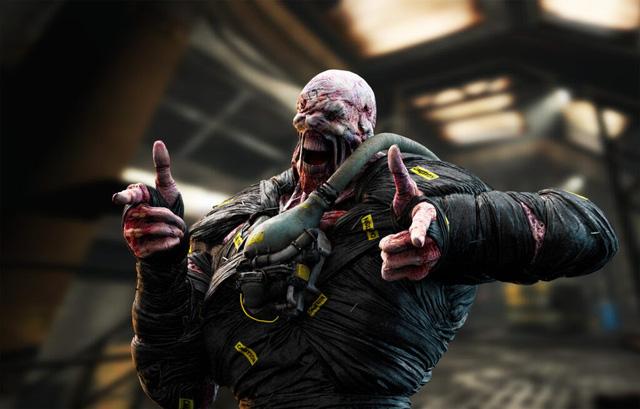 Những con trùm khổng lồ với ngoại hình kinh dị, khiến người chơi mất ngủ trong Resident Evil (P.2) - Ảnh 4.