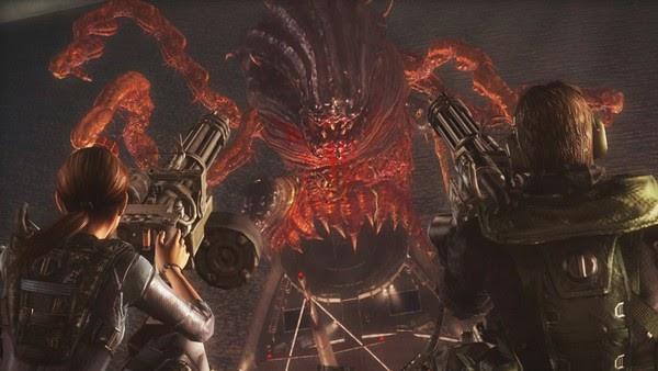 Những con trùm khổng lồ với ngoại hình kinh dị, khiến người chơi mất ngủ trong Resident Evil (P.2) - Ảnh 5.