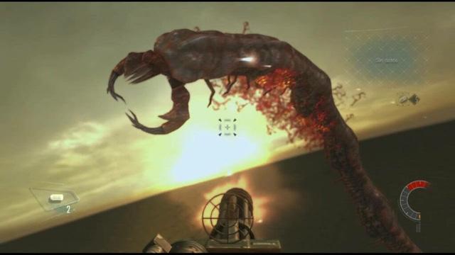Những con trùm khổng lồ với ngoại hình kinh dị, khiến người chơi mất ngủ trong Resident Evil (P.2) - Ảnh 6.