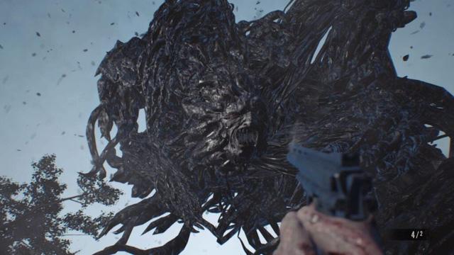 Những con trùm khổng lồ với ngoại hình kinh dị, khiến người chơi mất ngủ trong Resident Evil (P.2) - Ảnh 8.
