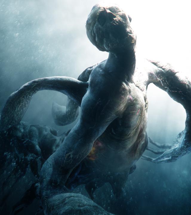 Những con trùm khổng lồ với ngoại hình kinh dị, khiến người chơi mất ngủ trong Resident Evil (P.2) - Ảnh 9.