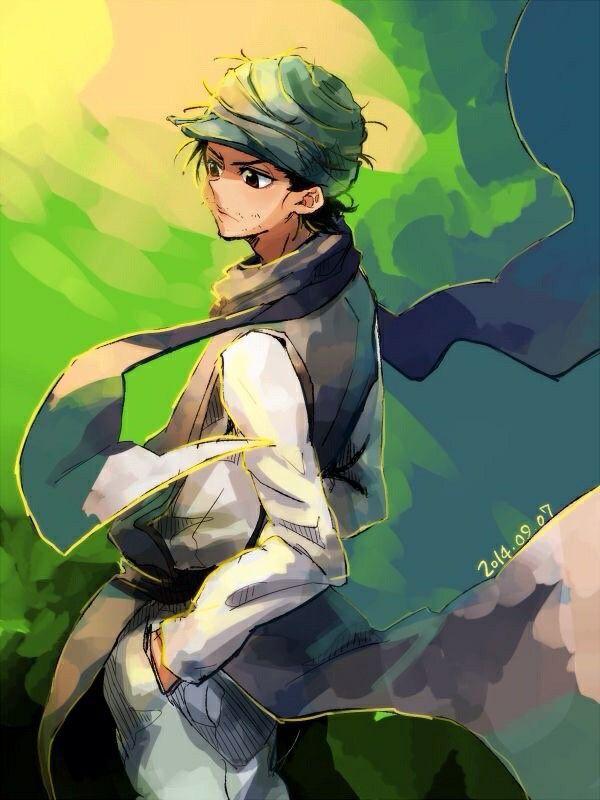 Top 8 ông bố mạnh mẽ của các nhân vật chính trong thế giới anime, cha và con dư sức cân cả thế giới - Ảnh 3.