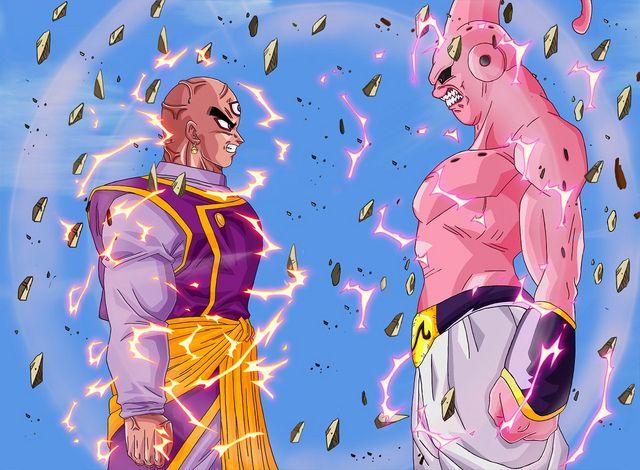 Dragon Ball: Dù bị chê là phế nhưng Tien Shinhan cũng đã nhiều lần tỏa sáng, từng cứu cả con trai Goku - Ảnh 4.