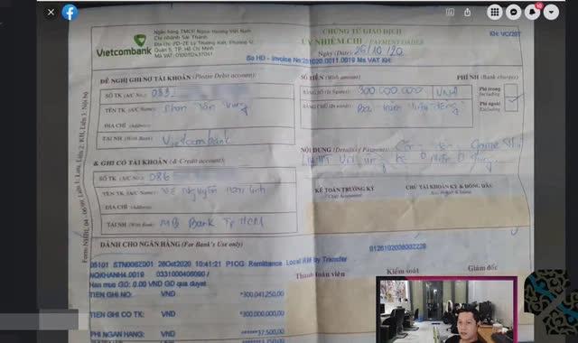 Thầy Giáo Ba nộ khí xung thiên trên sóng livestream khi bị dân mạng tra hỏi chuyện tiền cứu trợ miền Trung - Ảnh 4.