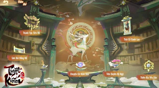 Không chỉ có đồ họa đẹp như tranh, Tuyệt Kiếm Cổ Phong còn là một tổ hợp giải trí đầy đủ từ A-Z dành riêng cho game thủ - Ảnh 10.