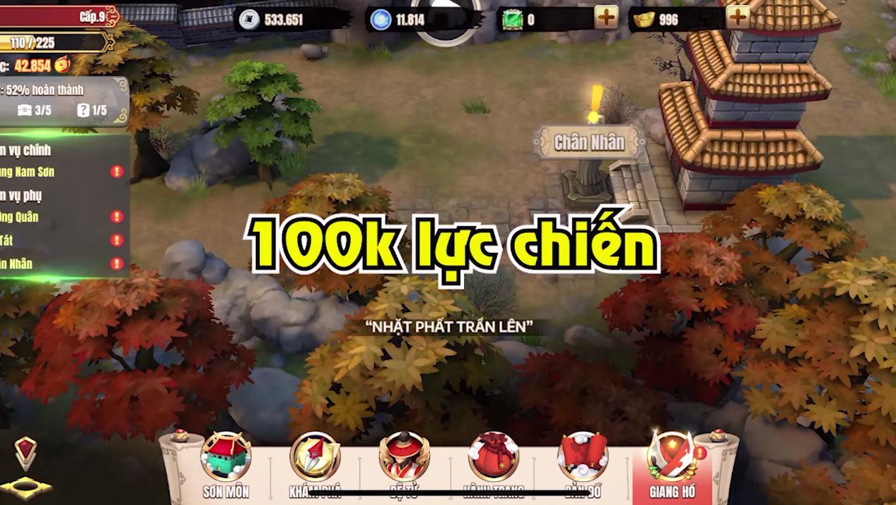 5 mẹo giúp dân cày chay Tân Minh Chủ đạt 100K lực chiến trong ngày đầu tiên, tip số 4 chính là mấu chốt - Ảnh 3.