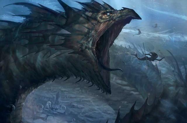 Những thứ chưa biết về Leviathan, con quái vật đáng sợ nhất của biển khơi - Ảnh 1.