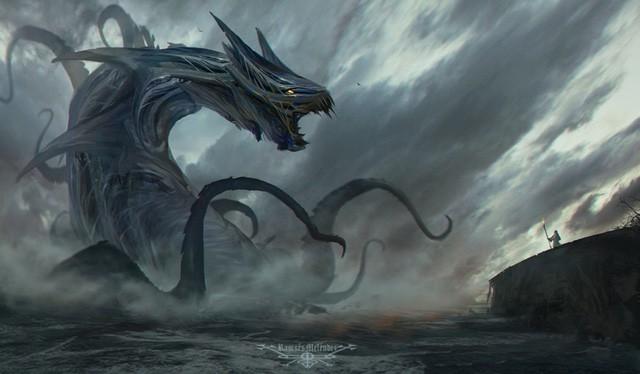 Những thứ chưa biết về Leviathan, con quái vật đáng sợ nhất của biển khơi - Ảnh 2.