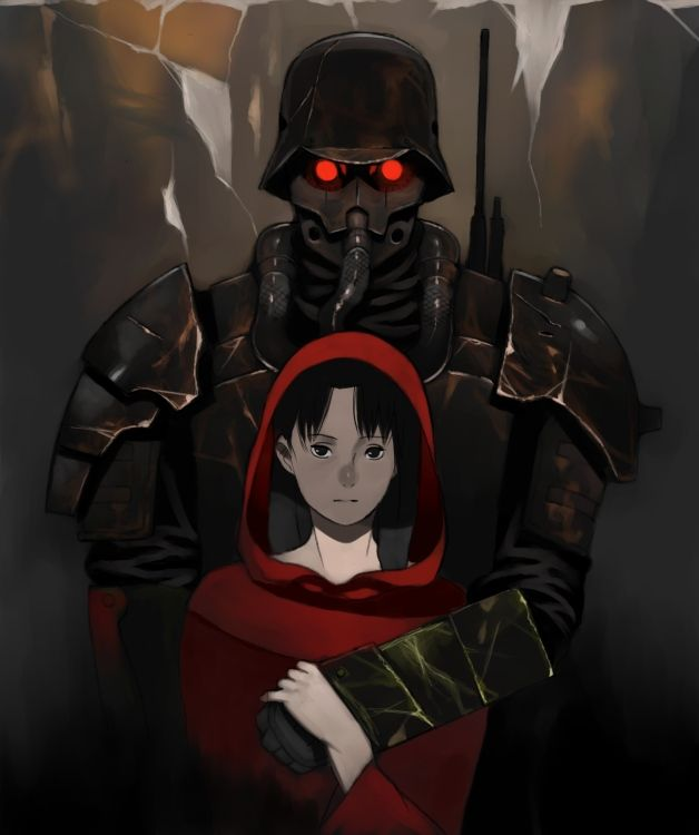 Những bộ anime có nội dung đen tối khiến ai xem cũng thấy ngột ngạt vì nhân sinh quan tha hóa trong phim (P.2) - Ảnh 8.