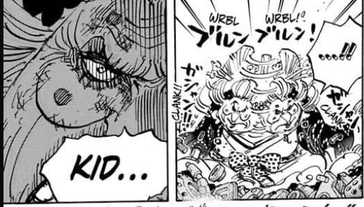 Soi những chi tiết thú vị trong One Piece chap 1013: Ban nhạc Rock Eustass Kid (P.2) - Ảnh 6.