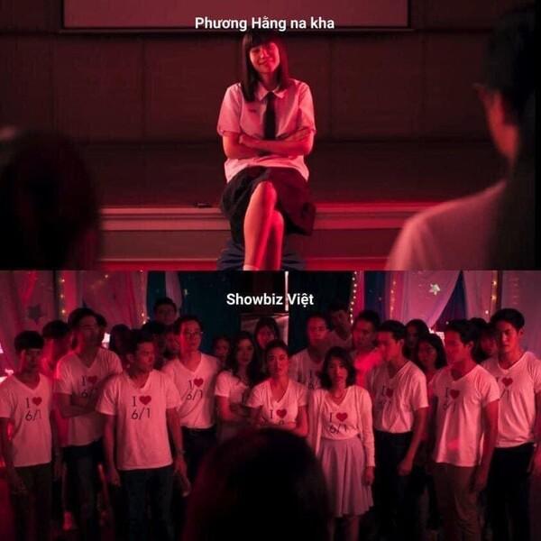 Sau buổi livestream kỷ lục, hàng loạt meme hài hước gọi tên bà Phương Hằng - Ảnh 3.