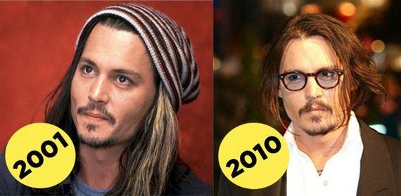 Đời người có bao nhiêu cái 10 năm?, vậy mà nhan sắc của những ngôi sao Hollywood sau 1 thập kỷ vẫn chẳng thay đổi mấy - Ảnh 1.