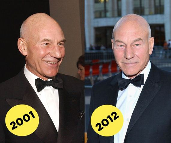 Đời người có bao nhiêu cái 10 năm?, vậy mà nhan sắc của những ngôi sao Hollywood sau 1 thập kỷ vẫn chẳng thay đổi mấy - Ảnh 7.