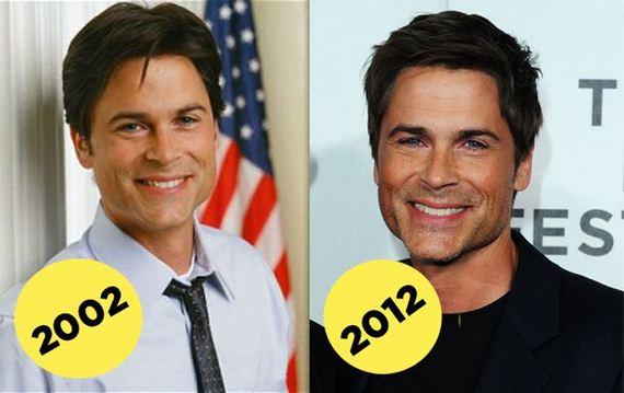 Đời người có bao nhiêu cái 10 năm?, vậy mà nhan sắc của những ngôi sao Hollywood sau 1 thập kỷ vẫn chẳng thay đổi mấy - Ảnh 13.