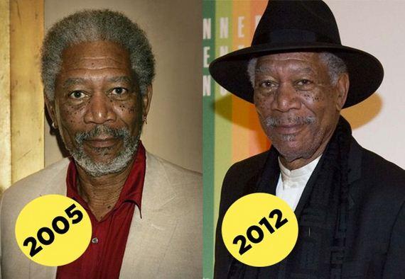 Đời người có bao nhiêu cái 10 năm?, vậy mà nhan sắc của những ngôi sao Hollywood sau 1 thập kỷ vẫn chẳng thay đổi mấy - Ảnh 16.