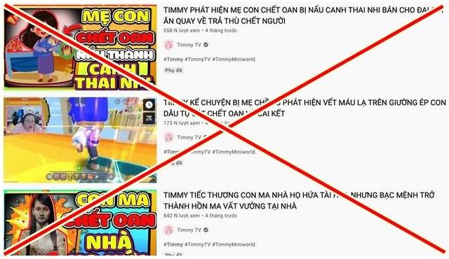 Độc quyền: Timmy đối diện với án phạt liên quan đến nội dung trên YouTube, sẵn sàng sửa đổi để có phiên bản tốt hơn! - Ảnh 1.