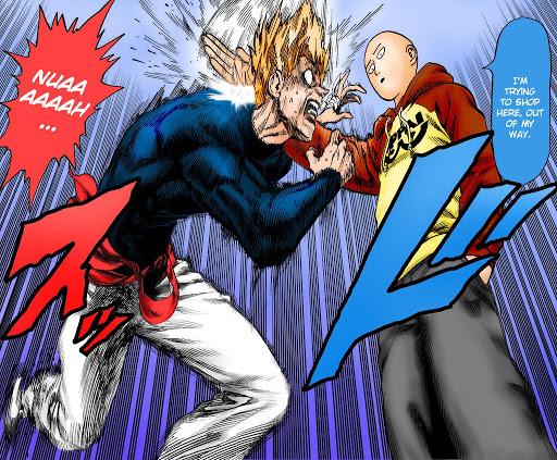 One Punch Man chap 193: Garou chính thức tái xuất, chạm trán Bomb và Fubuki - Ảnh 3.
