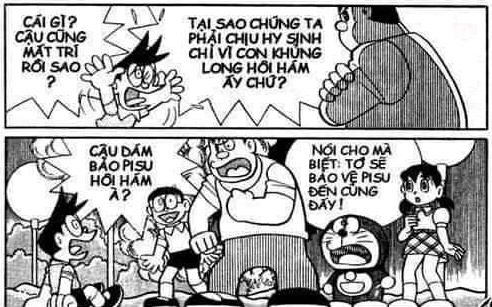 Những chi tiết cho thấy Chaien mới là kẻ gánh team trong đội hình Doraemon - Ảnh 1.