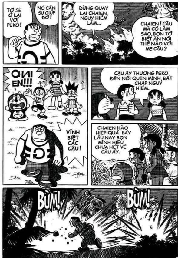 Những chi tiết cho thấy Chaien mới là kẻ gánh team trong đội hình Doraemon - Ảnh 2.