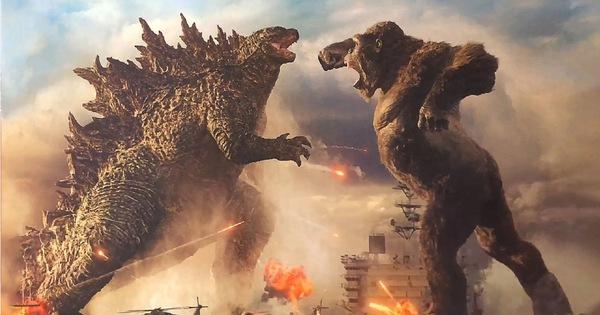 Cuộc chiến giữa Godzilla vs Kong sẽ có một phiên bản làm theo phong cách anime? - Ảnh 1.