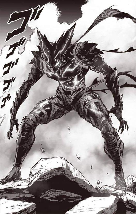 Phiên bản quái vật Garou của Murata đã chính thức xuất hiện trong One Punch Man - Ảnh 1.