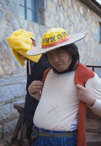 "One Piece: Các fan ""trầm cảm"" với đoạn phim Live Action One Piece arc Wano ""cực phèn"" Kai5-16201231167641646331820"
