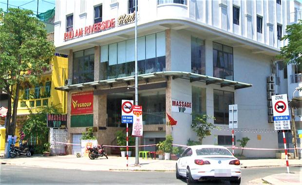 Đà Nẵng: Nữ nhân viên khu vực massage khách sạn Phú An dương tính Covid Photo-1-16201076717321907969867