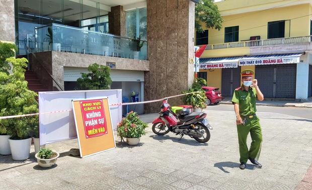 Đà Nẵng: Nữ nhân viên khu vực massage khách sạn Phú An dương tính Covid Photo-1-1620107672596607214844