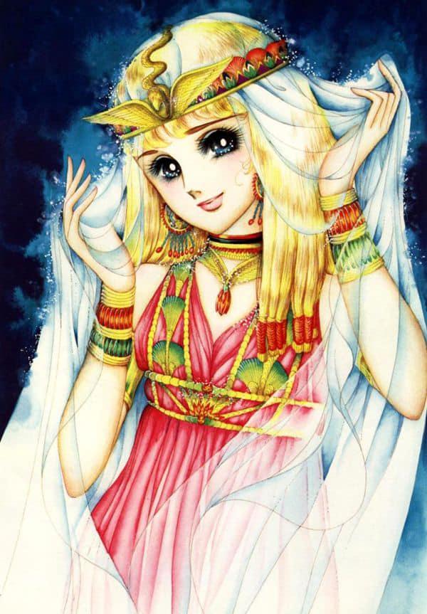 9 bộ manga thấm đẫm tinh thần nghệ thuật và lịch sử, đặc biệt là nét vẽ đẹp lung linh - Ảnh 3.