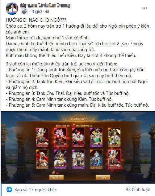 cộng đồng Tân OMG3Q VNG vẫn đua nhau chia sẻ giftcode Photo-2-16201165247291537886000-1620117365870118518502