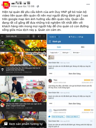 """YouTuber Duy Nến liên tiếp nhận gạch đá, hiệu ứng domino đổ dọc, cuộc chiến chống """"content rác"""" chưa thấy hồi kết! - Ảnh 2."""