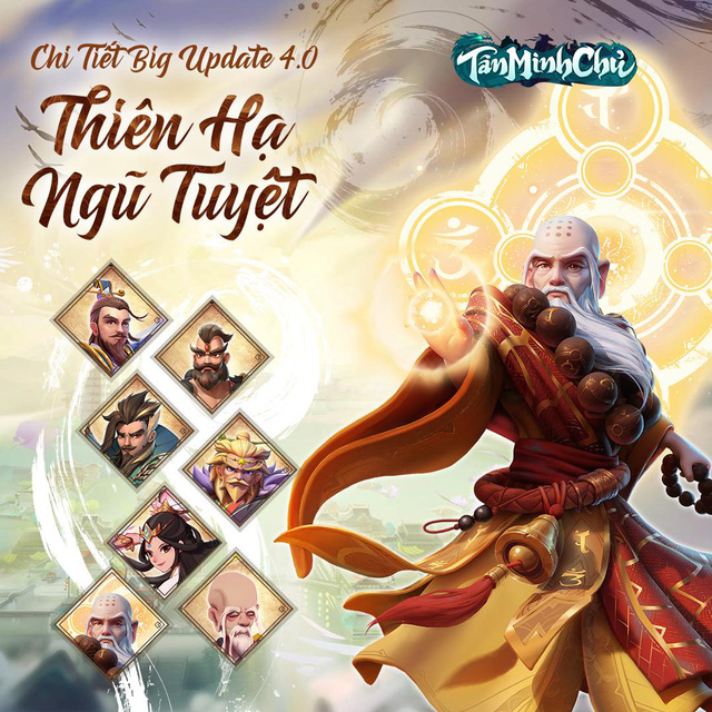 Lai lịch đáng gờm của 3 nhân vật có thể bán hành cho Trương Tam Phong: Không có cẩu Tạp Chủng - Ảnh 1.