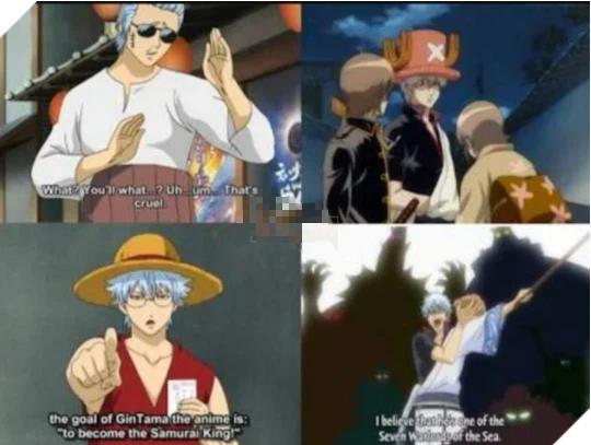 Top 7 khoảnh khắc ấn tượng trong One Piece được các manga khác đạo nhái, có cả những cái tên cộm cán - Ảnh 1.