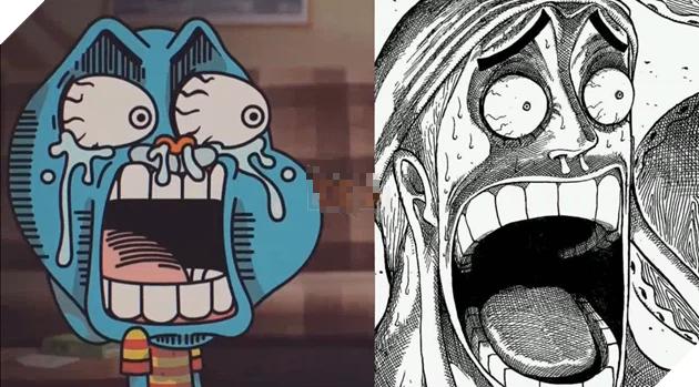 Top 7 khoảnh khắc ấn tượng trong One Piece được các manga khác đạo nhái, có cả những cái tên cộm cán - Ảnh 6.
